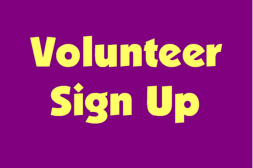 Hustle Volunteer Sign-Up Picture!