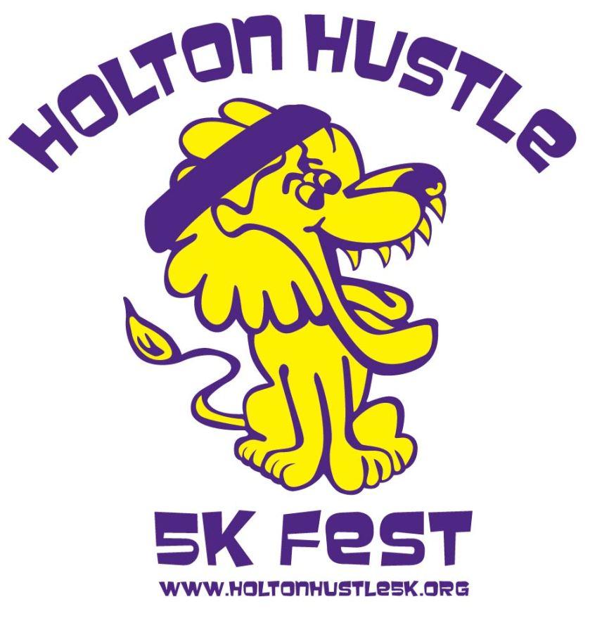 holton hustle logo