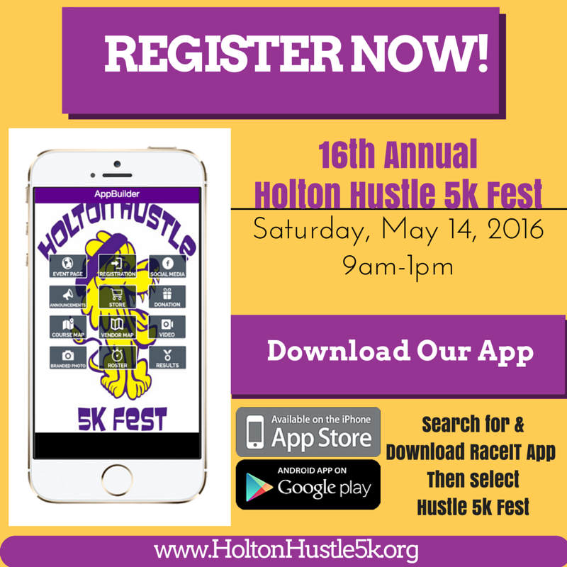 Hustle 5k Fest Mobile App picture