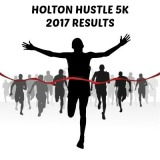 Race Results for Holton Hustle 5k- May 13, 2017